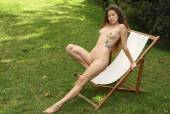 [RePost] Irene Rouse - Sweet And Hairy 08-06With a Huge dildo 08-06