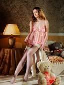 Adriana Teddy Bear Secret 23-02-2014 r6rohc4plt.jpg