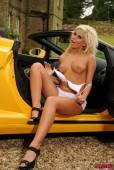 Madison Nicol White Lingerie In A Lamborghini-m6vp0q3fnr.jpg