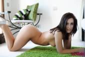 Chloe-Bodimeade-Denim-Shirt-Peach-Bra-And-Panties-With-Trainers-r6vsh2htmb.jpg